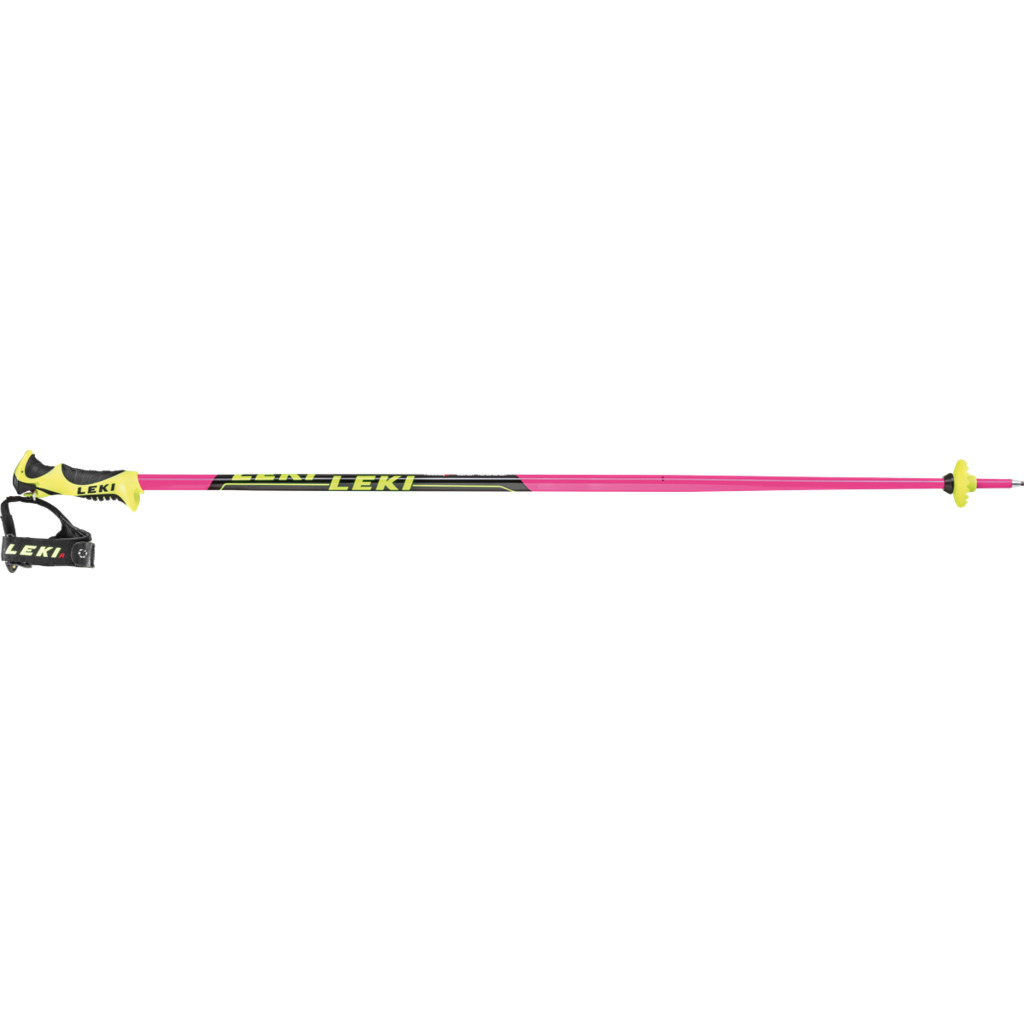 Leki Worldcup Lite SL Junior Pink