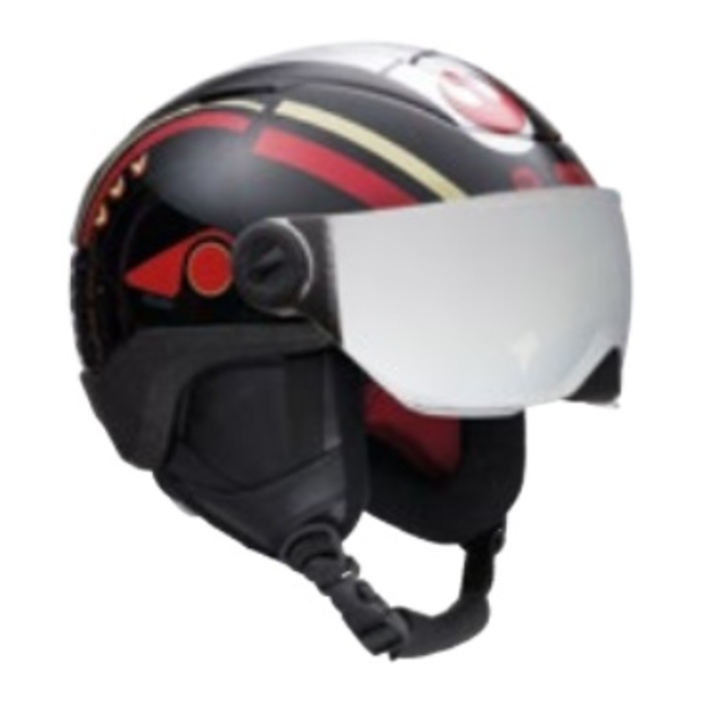 Rossignol Whoopee Visor Impacts