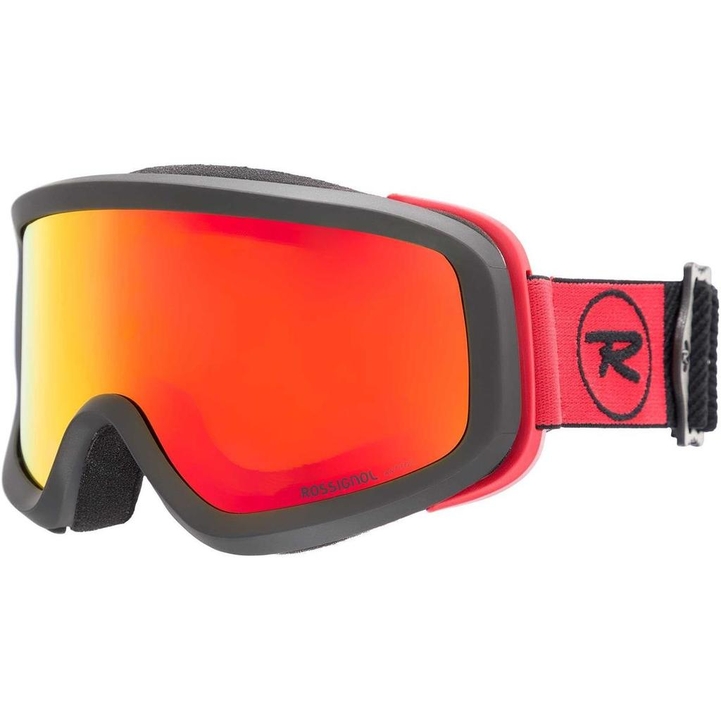 Rossignol Ace HP Mirror Black/Red - CYL
