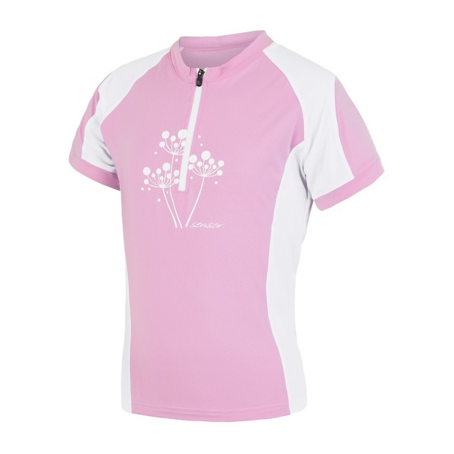 Sensor Entry Junior Jersey Short Sleeves