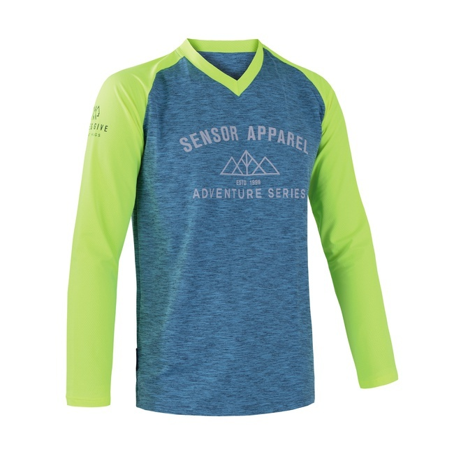 Sensor Charger Men's Jersey Long Sleeves