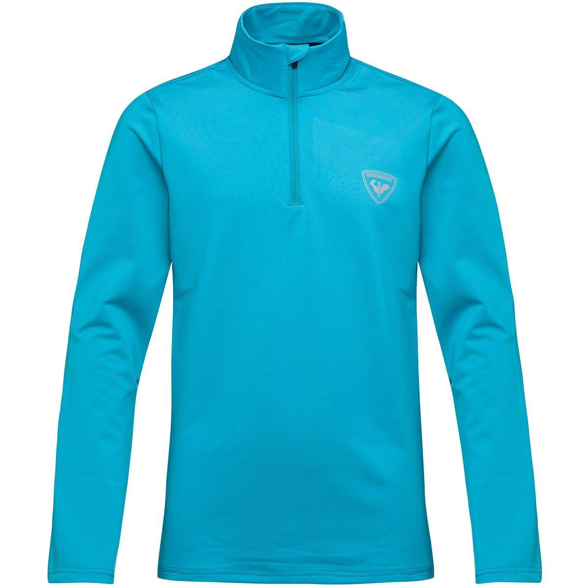 Rossignol Apparel Boy 1/2 Zip Warm Stretch