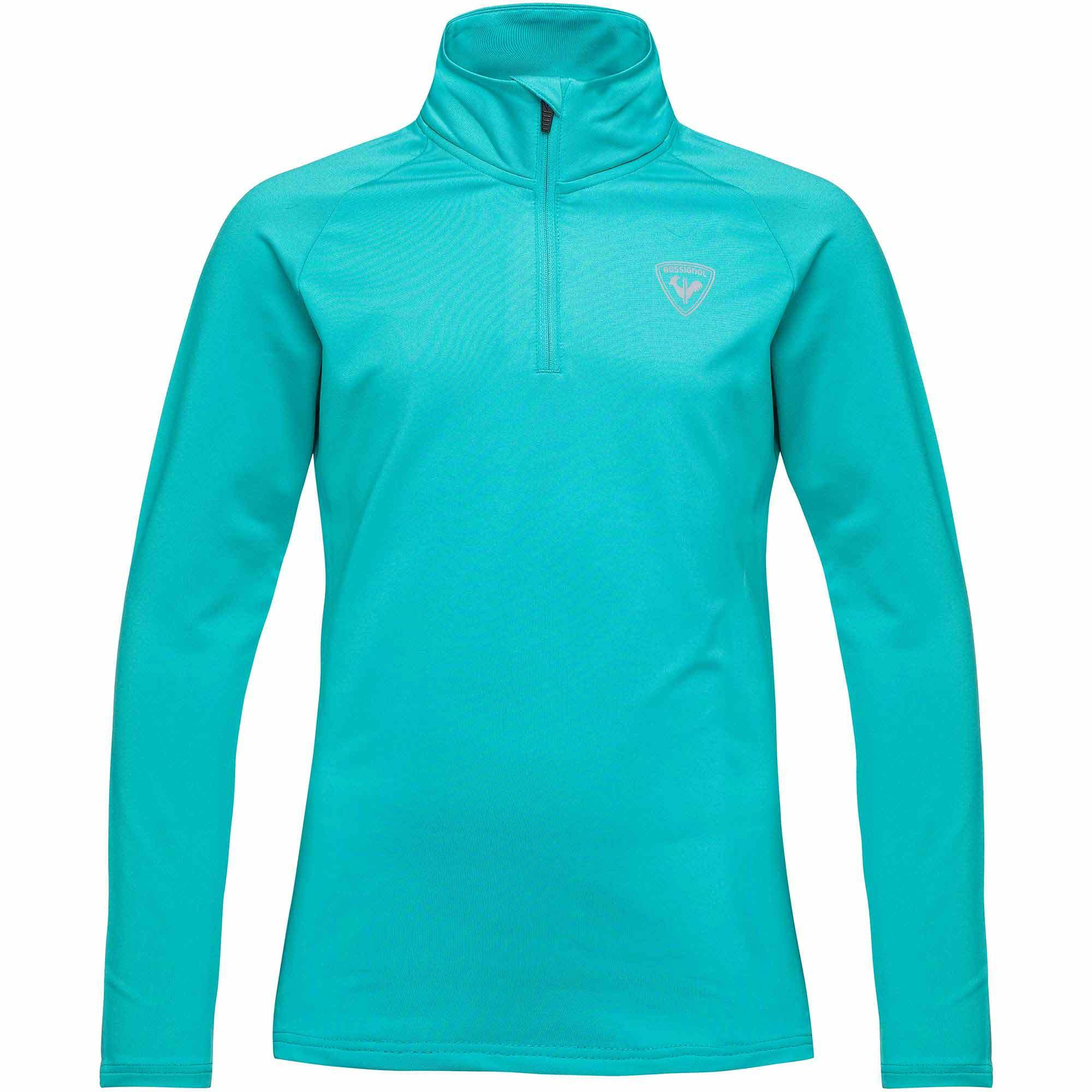 Rossignol Apparel Girl 1/2 Zip Warm Stretch