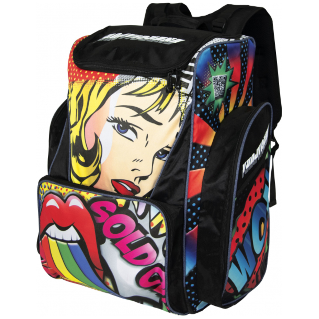 Energiapura Racer Bag Fashion - Pop Art