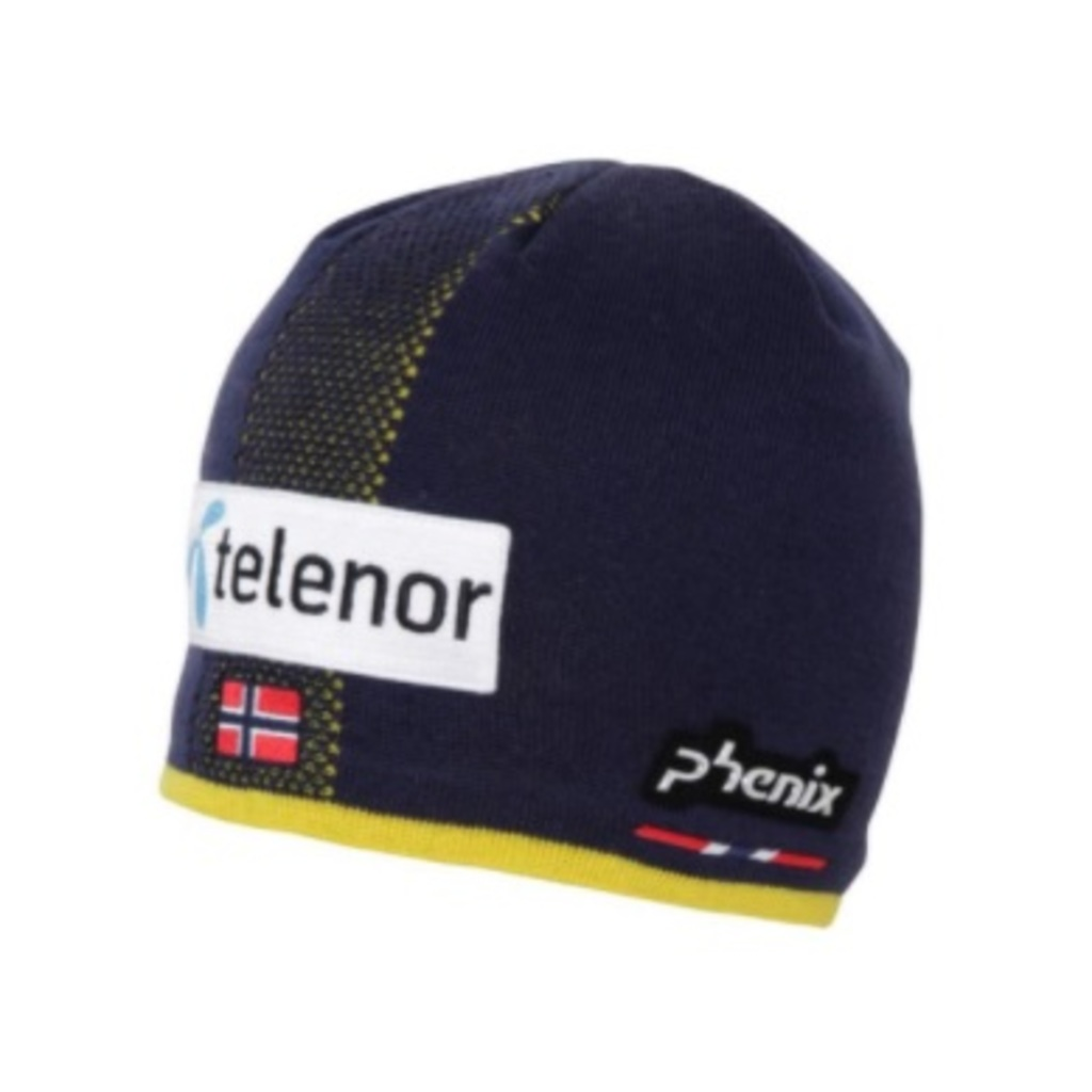 Phenix Norway Alpine Team Watch Cap (mit Badges)