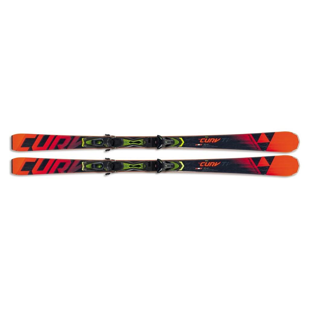 Fischer RC4 The Curv Ti (TEST SKI)