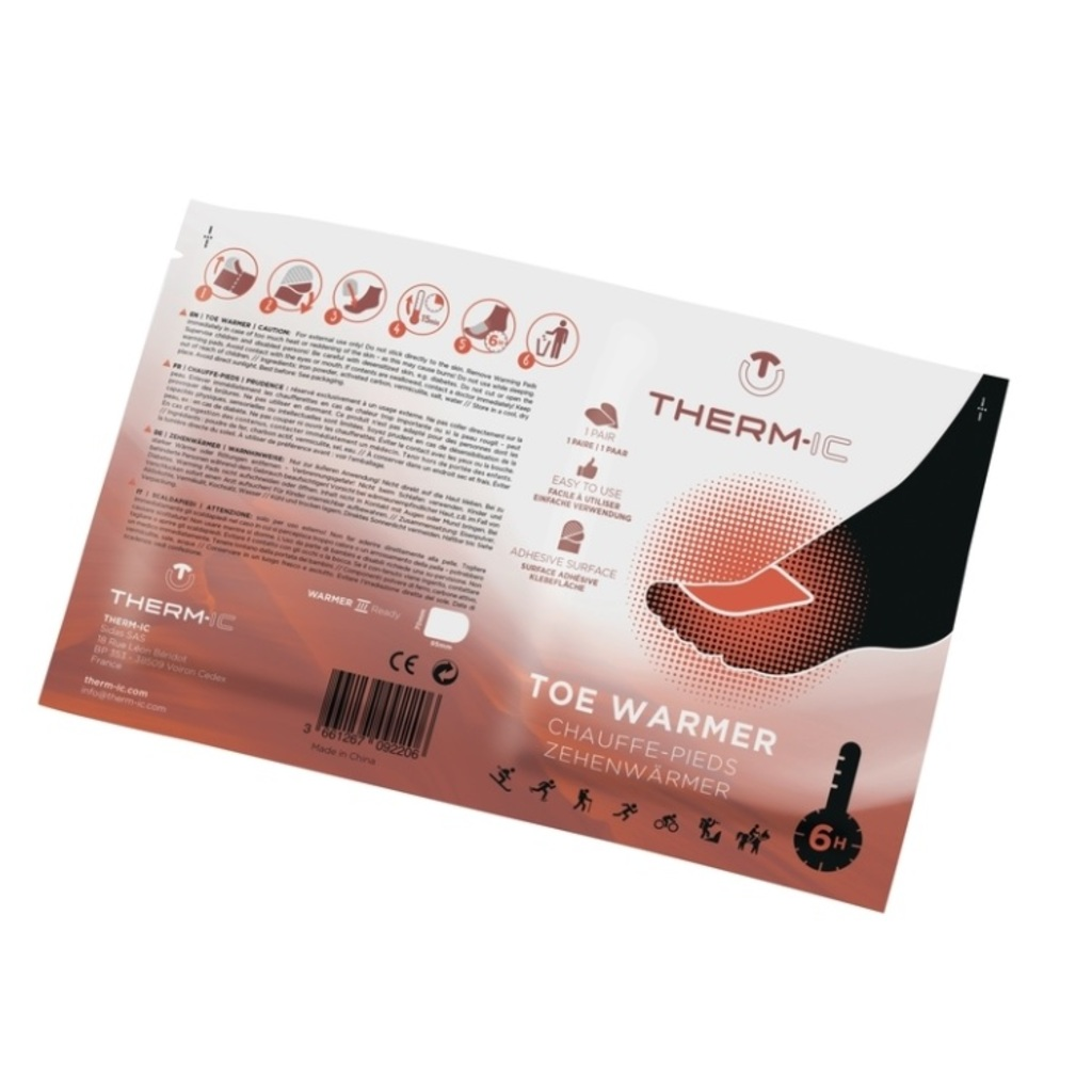 Therm-Ic TOEWARMER - 20 pairs