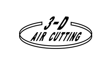 3-D Air Cutting