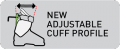 NEW ADJUSTABLE CUFF PROFILE (ACP)