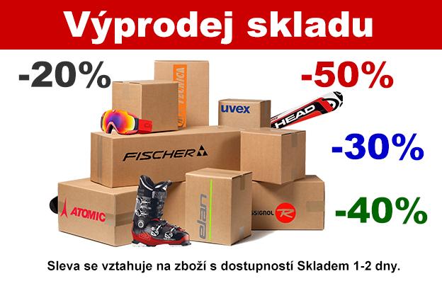 f9d4a4d7267 Výprodej skladu - Levné Lyže